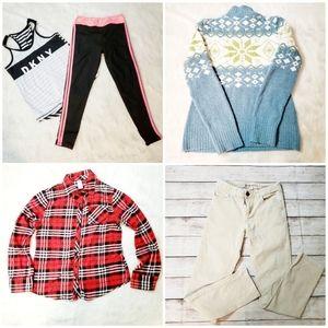 💥💥Bundle girl clothes several brands Size 10/12